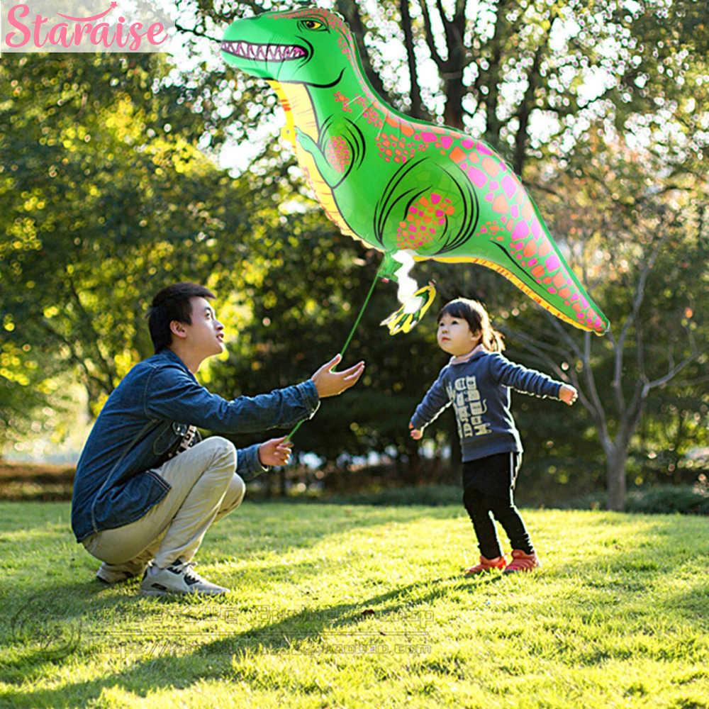 Staraise 12 インチ衣装恐竜バルーン恐竜の誕生日パーティー用品ラテックス風船パーティーの装飾子供子供のおもちゃ