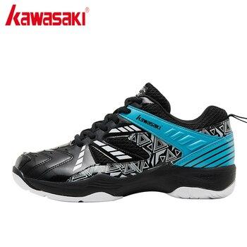 Kawasaki обувь для бадминтона 2020 из дышащего материала; Нескользящая подошва; Защита от спортивные теннисные туфли; Обувь для мужчин и женщин; ...