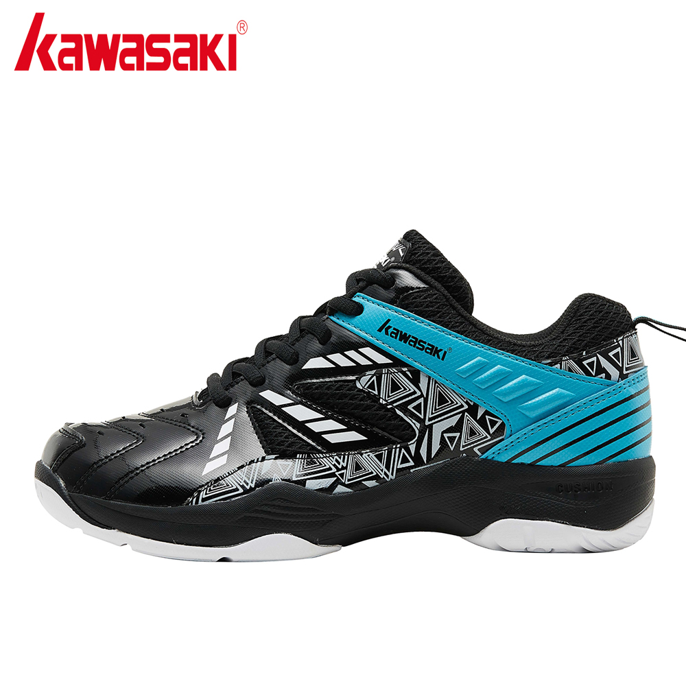 Kawasaki  Badminton Shoes  2020 Breathable Anti-Slippery Sport Tennis Shoes For Men Women Zapatillas Sneaker K-080