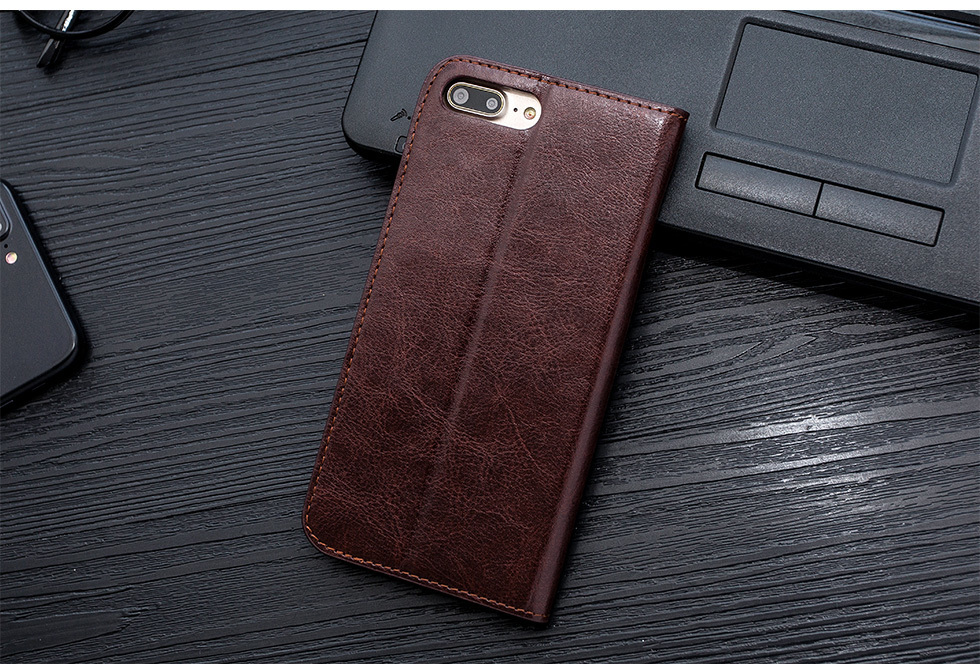 Genuine Leather Case for iPhone SE (2020) 70