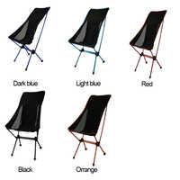 Silla plegable ultraligera portátil Superhar, silla de playa para acampar, alta carga, Aluminiu, pesca, senderismo, Picnic, asiento de Picnic, herramientas al aire libre
