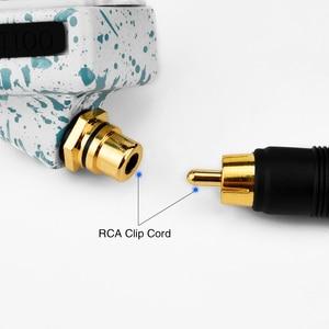 Image 3 - 新しい強力なタトゥーペンロータリータトゥーガンマシンカートリッジロータリー針チューブ裏地シェーディングタトゥーグリップモータ電源