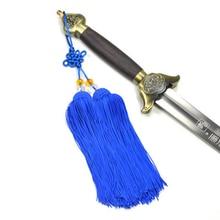 Opera-Supplies Sword Tassel Taichi Martial-Arts Jiansui Taiji 4-Colors Competition Polyester