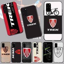 PENGHUWAN Trek Mountain Bikes logo Coque Shell Phone Case for Samsung S20 plus Ultra S6 S7 edge S8 S9 S10 5G