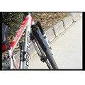 Novo estilo de bicicleta fender stern luz splasher mountain bike lanterna traseira montanha splasher luz incluído