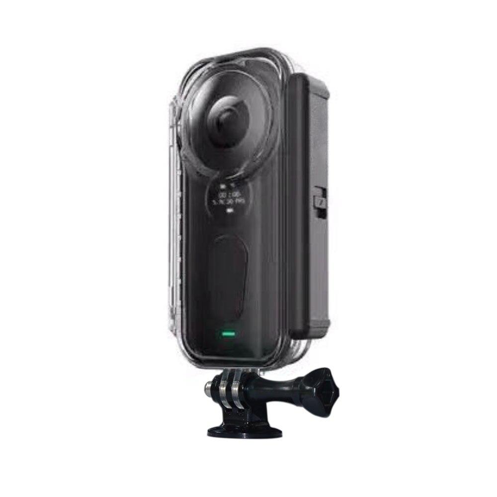 Actuellement disponible Insta360 one x caméras panoramiques appareil photo numérique coque étanche plongée 10 M étui de protection nouveaux produits