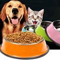 S-3XL собаки миски из нержавеющей стали путешествия след Фидер для кормления, миска для больших собак, коврик для животных, подходит для всех д...