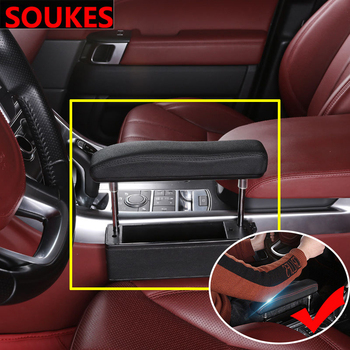 Multifunction Car Center Console Armrest pad For BMW E46 E39 X5 E53 X6 Mini Cooper Audi A4 B6 B8 TT Ford Fiesta Kuga Storage box