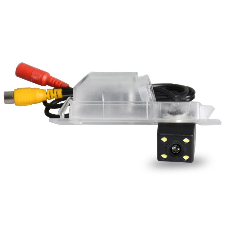 Проводной и беспроводной автомобильная парковочная камера заднего вида камера для Jeep Renegade автомобиля и функцией ночной съемки Водонепроницаемый - Название цвета: wire CCD