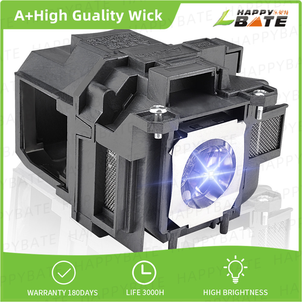 NEW High Brightnes Projector Lamp ELPLP78 V13H010L78 For EB-X25 EH-TW410 EH-TW490 EEH-TW5200 H-TW5100  Lamp For Projector