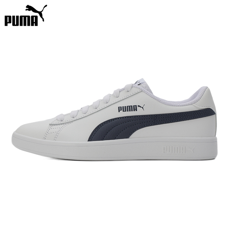 Original New Arrival  PUMA Puma Smash v2 L Unisex  Skateboarding Shoes Sneakers