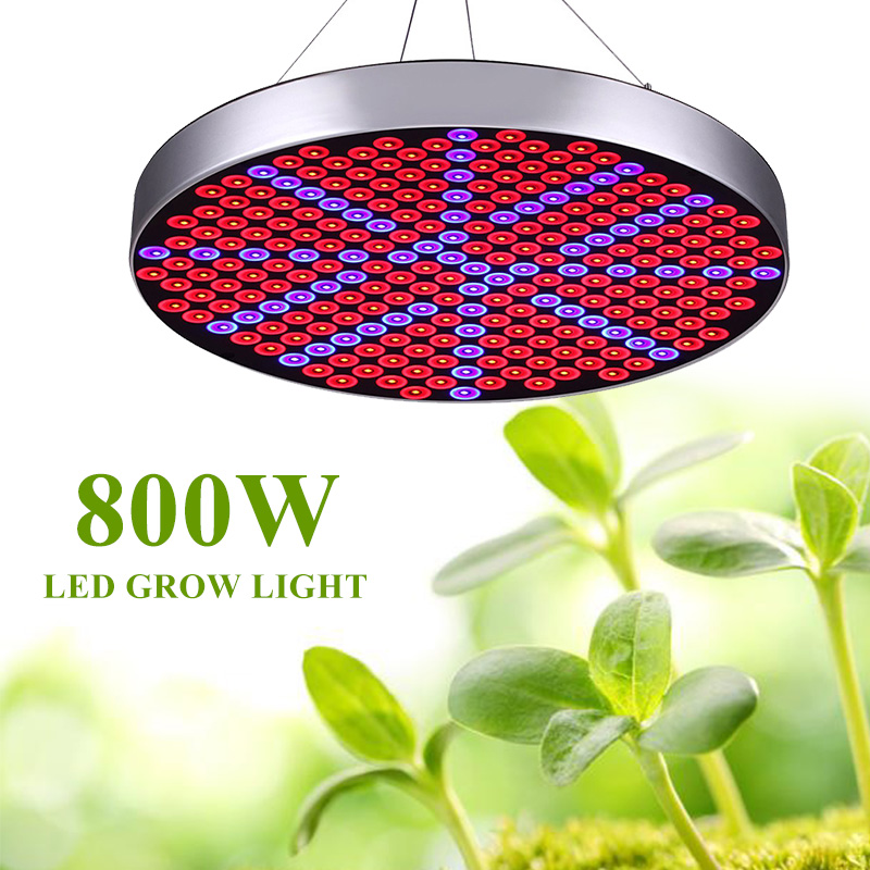 Grow Tent Lamp For Plants 800W LED Grow Light Full Spectrum Phyto Lamp Fitolampy Energy Saving Light For Plants Hanging Growth