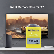 Memory Card Game Consolas Accessories McBoot Memory Card 64MB Free MC Boot v1.953 Card