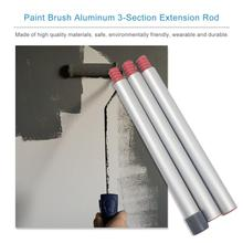 Pour N Paint New Roller Brush Multi-function Corner Home 3-Extension Pole