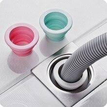 3шт силикон канализация труба вредители контроль защита от запаха дезодорант уплотнение кольцо +слив крышка стиральная машина машина бассейн пол слив уплотнение заглушка