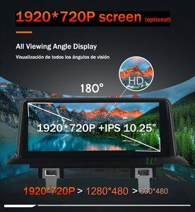 Image 4 - Snapdragon 1920*720P Android 10 car radio for BMW 1 Series 120i E87 E81 E82 E88 car audio stereo receiver navigation no 2 din