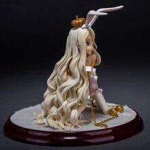 Sexy rodzimych twórców księżniczka Moledina Mordina Bunny Ver. Anime z PVC działania figurka Model kolekcjonerski zabawki lalki Brinquedos 17CM