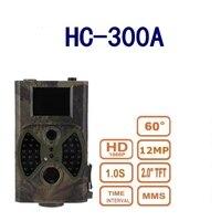 Suntekcam HC 300A Avcılık takip kamerası HD 1080P 12 MP Fotoğraf Tuzakları İzcilik Kızılötesi Gece Görüş Avcı Kamera|Avcılık Kameraları|Spor ve Eğlence -