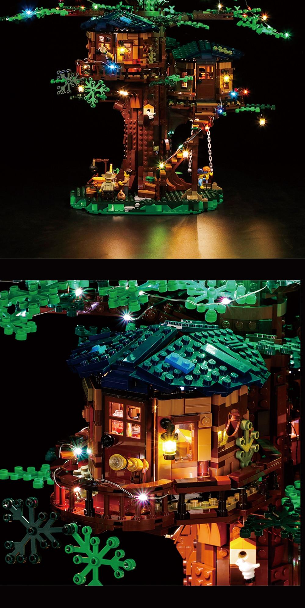 Lego 21318 Treehouse (4)