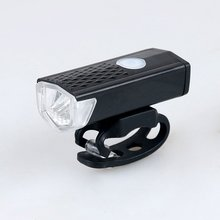 2255 Bike Front Light Induction Bicycle Bright Light USB Charging Flashlight Cycling Waterproof Torch Bike Headlight