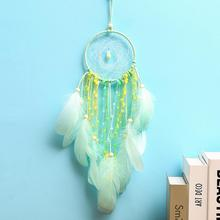 Colorful Decorative Dreamcatcher Wall Hanging Creative Dream Catcher Decor For Home Car Wind Chimes Decorations kids