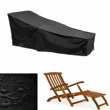Waterproof Beach Chair Dust Cover Outdoor Patio couverture Garden Furniture Lounge Chairs Covering Protection Covers Dust-Proof