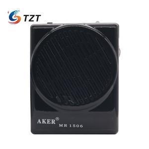 Image 5 - TZT Amplificador de voz MR1506, amplificador de voz recargable, altavoz de 10W para Coachers
