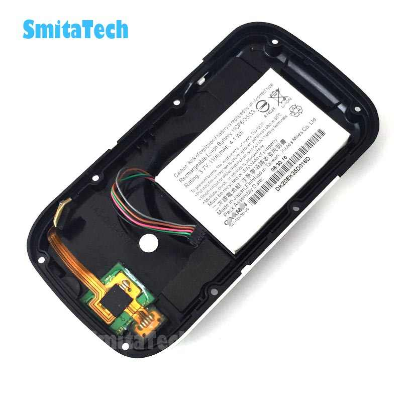 Back Cover Replacement Part 361-00035-06 Edge 1000 Battery