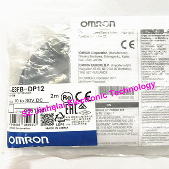 New and original E3FB-DP12 OMRON Photoelectric sensor Photoelectric switch 2M