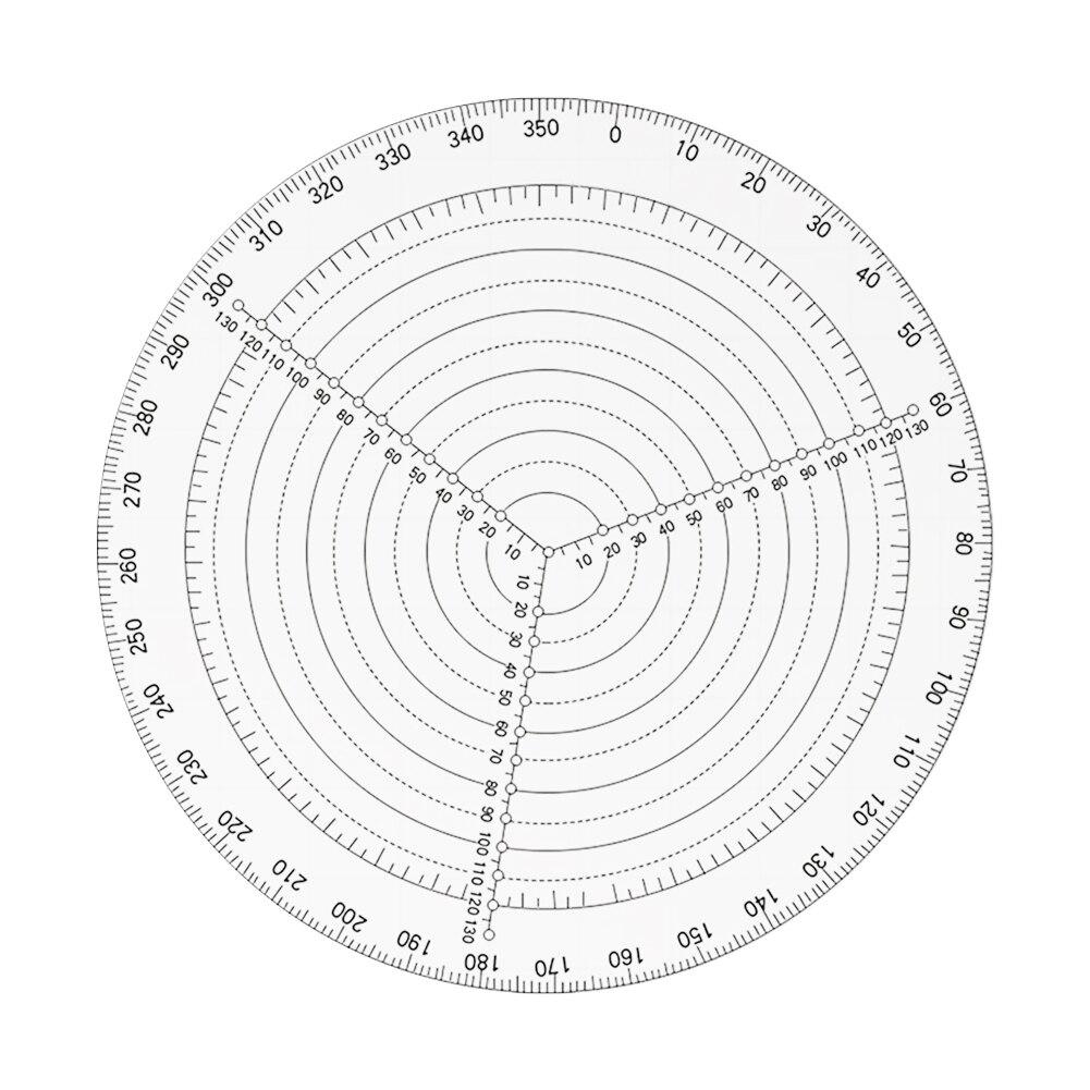 200 мм, 300 мм, маркировочный центр, инструмент для поиска, деревообрабатывающий Компас для деревообрабатывающих инструментов, чашек, токарных...