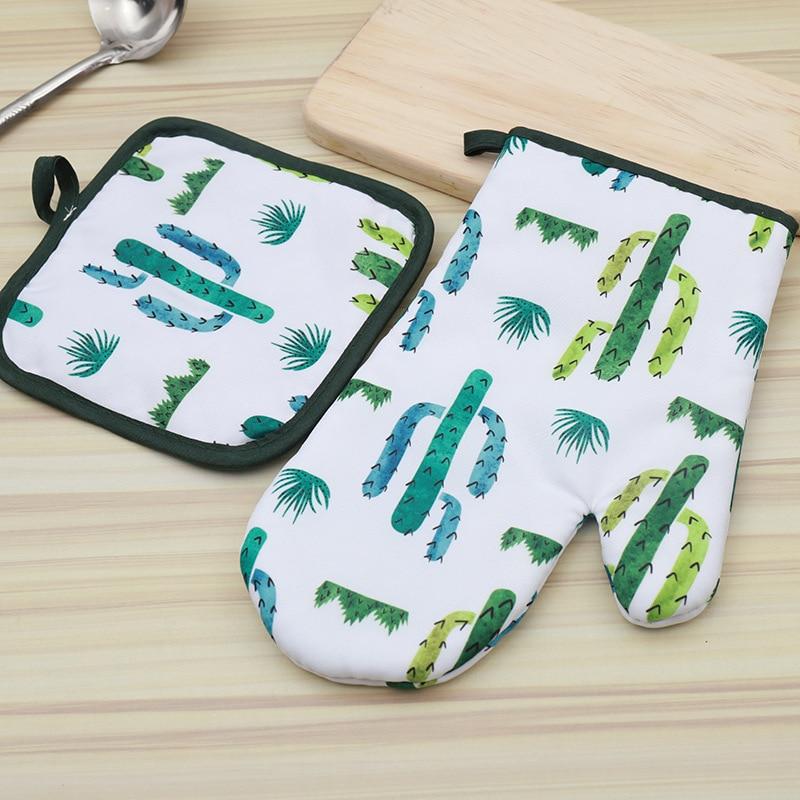 Купить приграничные креативные анти горячие перчатки изоляционный коврик