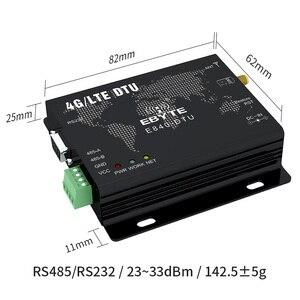 Image 2 - 4G LTE RS232 RS485 Mô Đun Modbus Rtu TCP LTE FDD WCDMA GSM Ebyte E840 DTU(4G 02E) không Dây Trong Suốt Thu Phát Modem