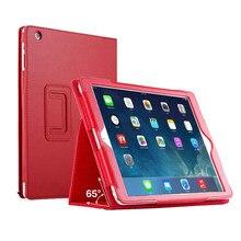 9,7 ''Чехол-книжка с подставкой для iPad Air 1 Air 2 чехол с магнитной застежкой из искусственной кожи A1566 A1474 A1475 чехол для iPad Air 1 2