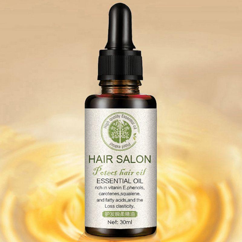 Hair Conditioner Essential Oil Leave In Hair Care Jojoba Oil Anti Loss Nourish Q0KD
