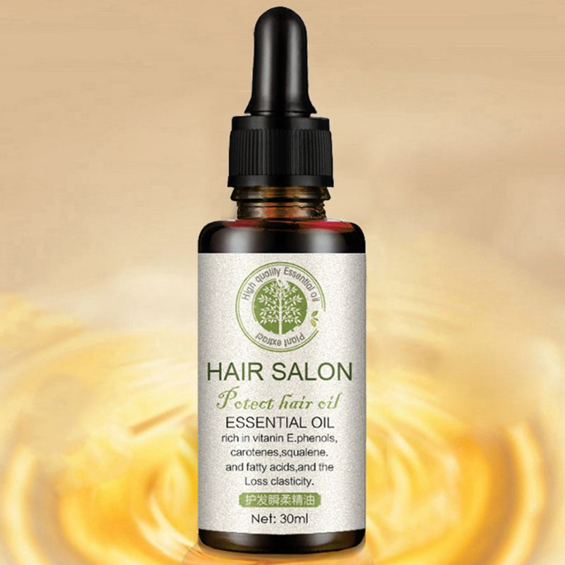 Hair Conditioner Essential Oil Leave In Hair Care Jojoba Oil Anti Loss Nourish Q0KD image