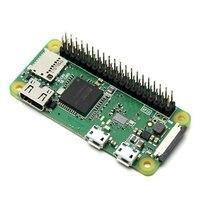 For Raspberry pi Zero WH Camera Connector Pi0 Pi Zero WH board 1GHz CPU 512MB Development Board Built in WIFI Wireless