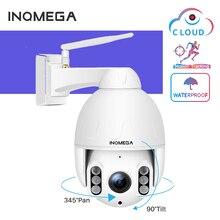 INQMEGA 1080P HD Outdoor IP Dome Camera Auto Tracking Speed WiFi Wireless Cameras Surveillance Waterproof Camara De Seguridad