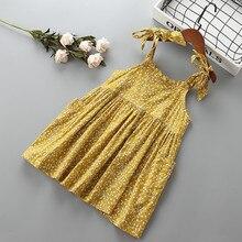 цены на 3-10 year High quality girl dress new summer fashion bow flower ruched kid children girl clothing party princess dress 40  в интернет-магазинах