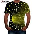 男性 3D プリント tシャツファッション半袖オス夏 o ネックトップスストリートノベルティカジュアル tシャツ人気男性のトップス