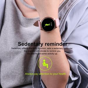Image 4 - フィットネストラッカースマート腕時計心拍数モニタースポーツ腕時計男性用女性ブレスレット POSHI アンドロイド iOS レロジオ masculino