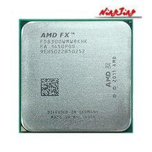 Computador, amd FX-8300 fx 8300 fx8300 3.3 ghz oito-núcleo 8m soquete do processador am3 + cpu 95w a granel pacote FX-8300,