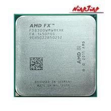 Amd FX 8300 fx 8300 FX8300 3.3 ghz 8 コア 8 m プロセッサソケット AM3 + cpu 95 ワットバルクパッケージ FX 8300