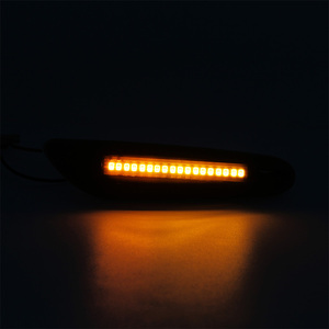 Image 4 - Dynamic LED Fender Light Side Marker For BMW E60 E61 E90 E91 E87 E81 E84 E88 E92 E93 E82 E46 1 3 5 series x1 2004 2010 flasher