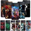 Smartphone Case For Samsung Galaxy Z Flip3 5G Z Flip 3 z flip ZF 5G Cover PC Capa Hard Funda Coque Thor Marvel Comics