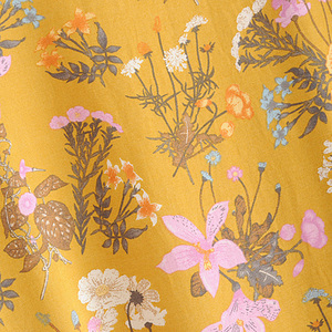 Image 5 - boho vintage summer tops floral print with washes kimono women 2019 fashion cardigan V neck beach chic blouses shirts blusas