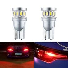 2pcs For Audi A3 A4 B8 A6 Q5 C7 8v B5 Mercedes Benz W203 W204 W205 W124 W212 AMG Car Interior Turn Dashboard T10 W5W LED Light