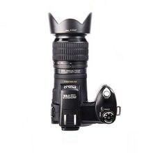 Protax D7100 33MP résolution 13MP CMOS 3.0 pouces TFT LCD écran appareil photo numérique 24X Zoom optique appareils photo numériques avec lampe frontale LED