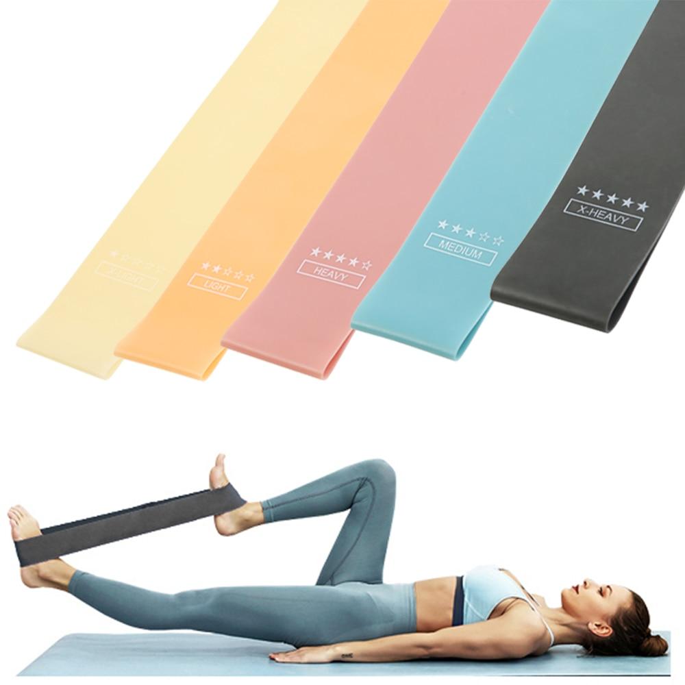 Ленты-Эспандеры, резинки для фитнеса, йоги, кроссфита 2
