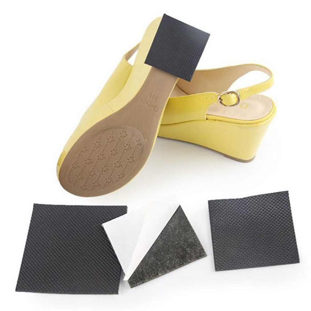 Sapatas autoadesivas sola para senhora salto alto sandália botas anti-deslizamento protetor almofada sapato inferior cuidado adesivo inserções binnenzool