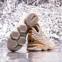 Men Basketball Shoes Sneakers LBJ Basket Trainers Male Ankle Shockproof Couple Elastic Basketball Shoes Zapatillas De Baloncesto